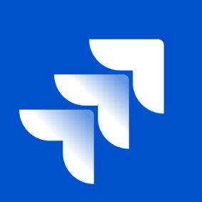 Logo for Jira (Atlassian)