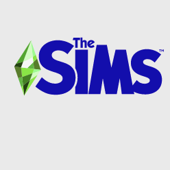 Logo for The Sims