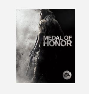 Logo for Medal of Honor