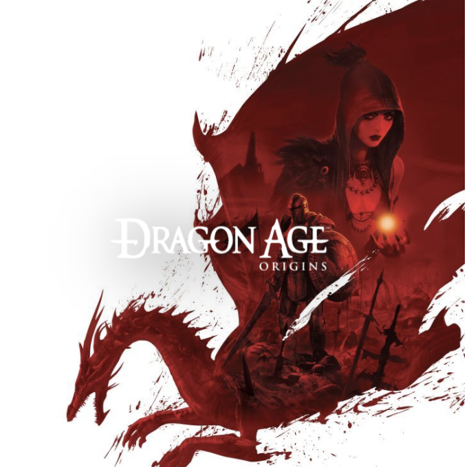 Logo for Dragon Age
