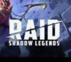 Logo for Raid: Shadow Legends