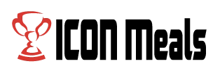 Logo for Icon Meals
