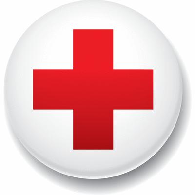 Logo for American Red Cross