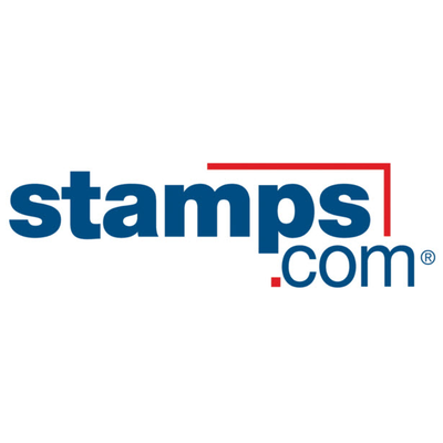 Logo for Stamps.com