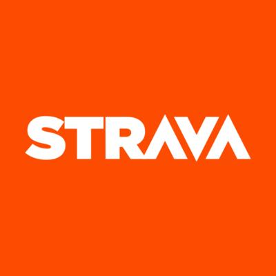 Logo for Strava