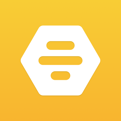 Logo for Bumble