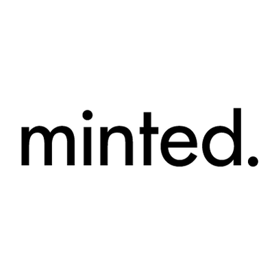Logo for Minted