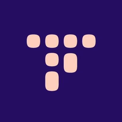Logo for Traackr