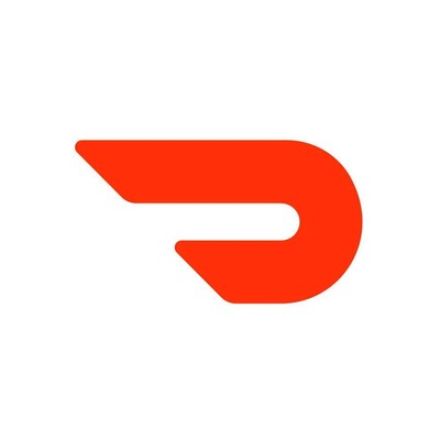 Logo for DoorDash