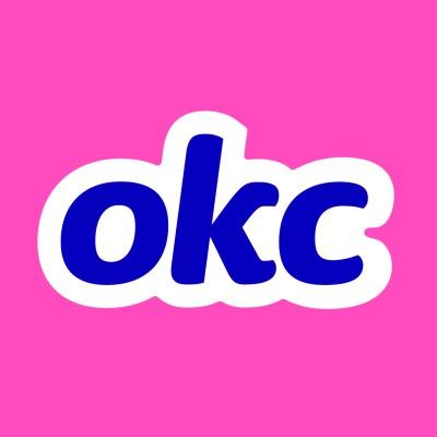 Logo for OkCupid