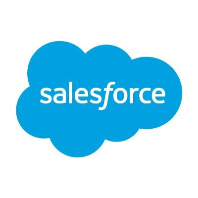 Logo for Salesforce