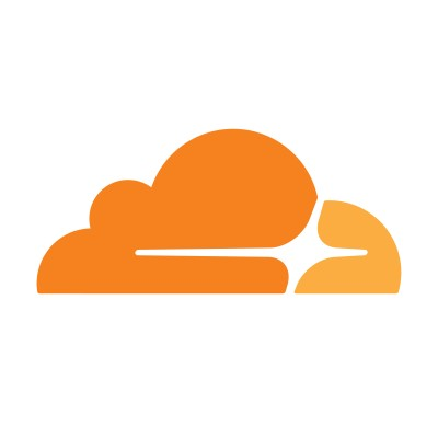 Logo for Cloudflare