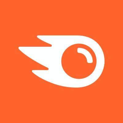 Logo for SEMrush